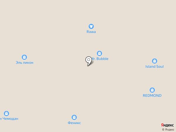 Кофе-шоп на карте Томска