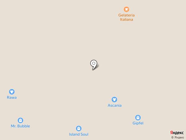 Westland на карте Томска