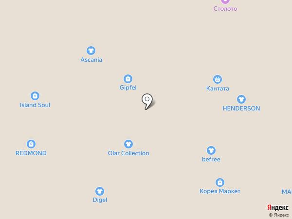 Skazka на карте Томска