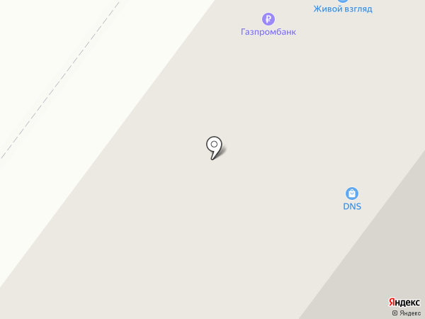 Ольга на карте Томска