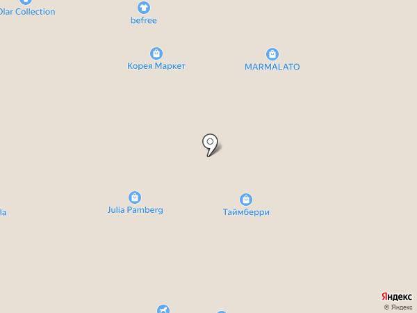 Kanzler на карте Томска