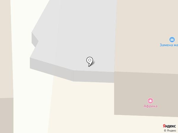 НЕВАДА на карте Томска