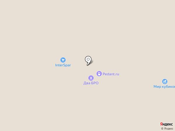 Angry birds на карте Томска
