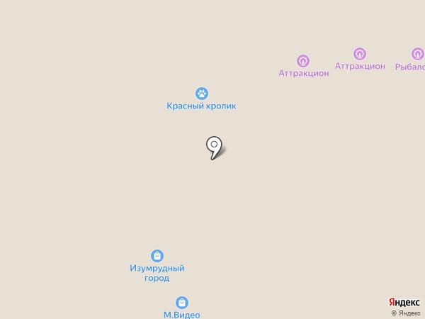 Kassy.ru на карте Томска