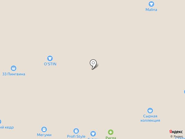 Эстель Адони на карте Томска