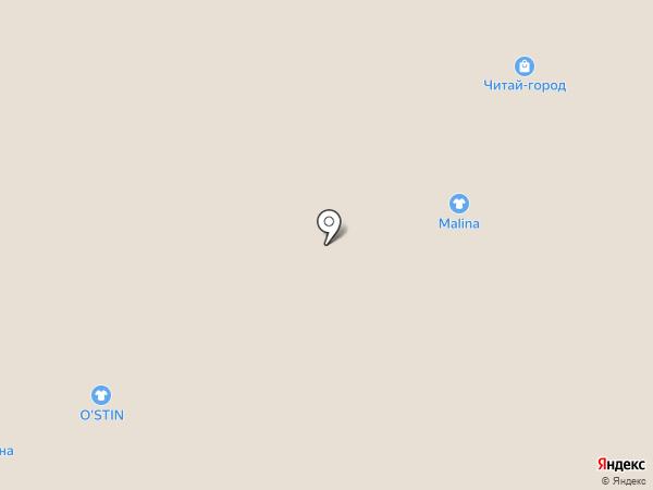 Acoola на карте Томска