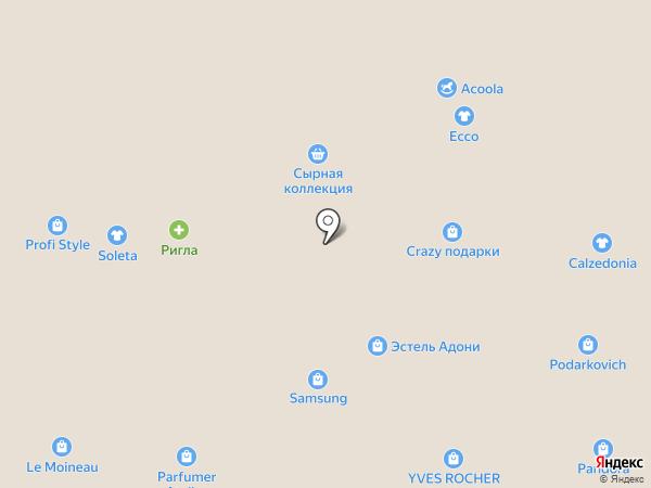 ЦИФЕРБЛАТ на карте Томска