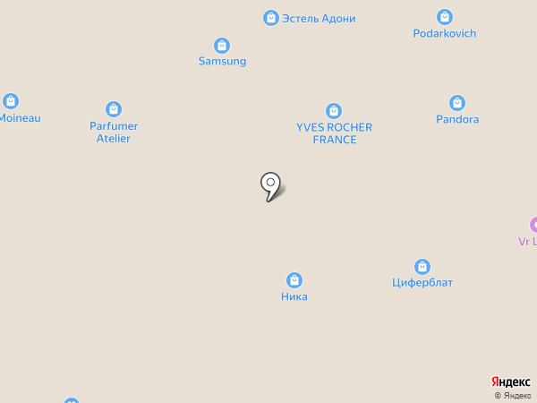 Шалуны на карте Томска