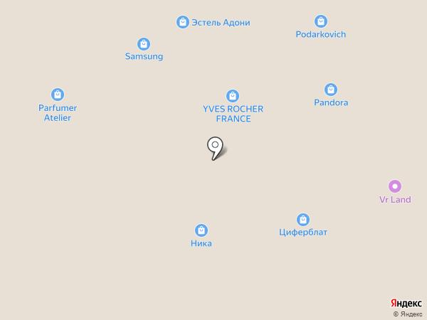 Sela на карте Томска