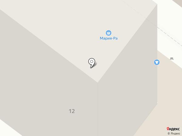 Рукодельница на карте Томска