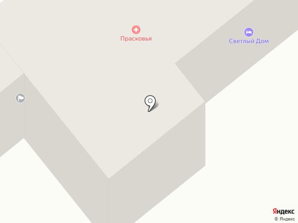 Букетная лавка на карте Белокурихи