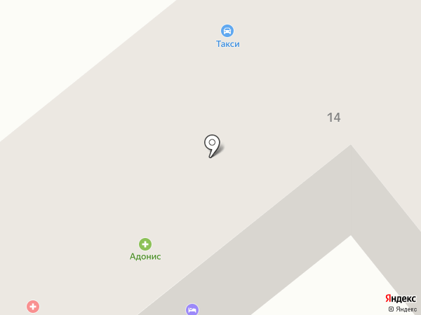 ПантоЦентр на карте Белокурихи
