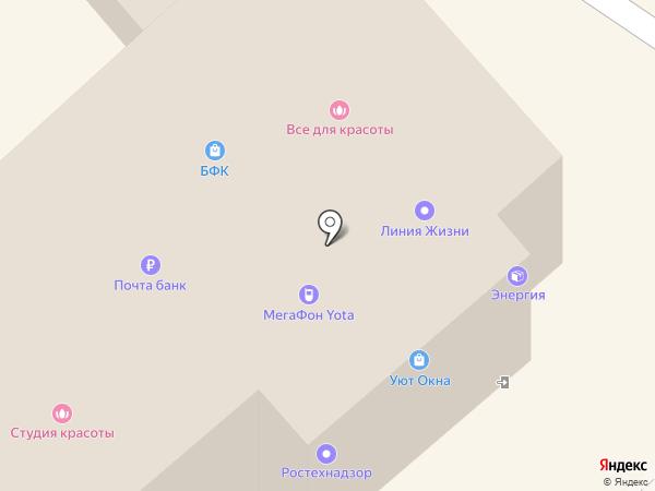 БелСтройЦентр на карте Белокурихи