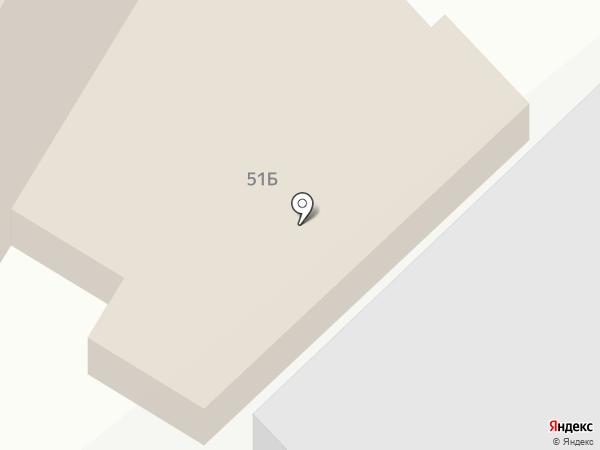 Карл у Клары на карте Томска