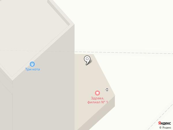 Эскейп на карте Томска