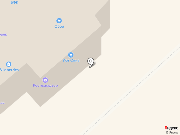 Платежный терминал, КБ Форбанк на карте Белокурихи