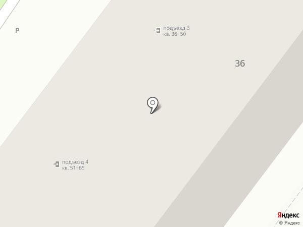 Общественная приемная партии Единая Россия на карте Томска