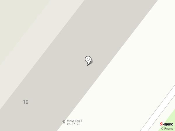 Компания по отогреву автомобилей на карте Томска