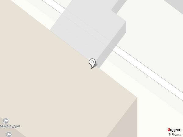 Фабрика окон на карте Томска