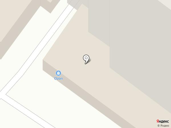 НайкО на карте Томска