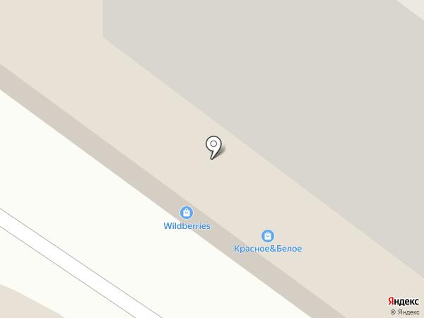 Эстель-Томск на карте Томска