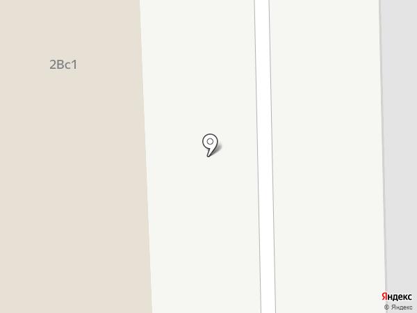 Авто Пауэр на карте Томска