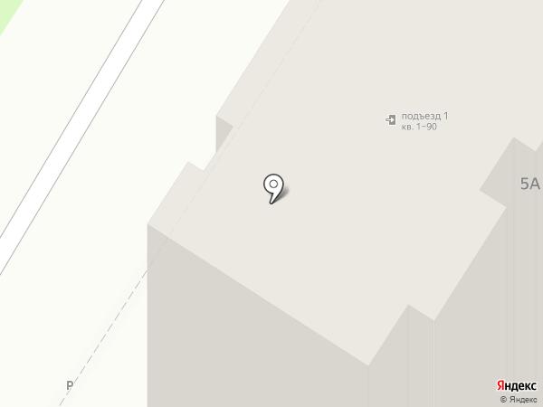 WebDesign на карте Томска