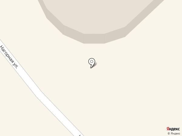 Губернский лекарь на карте Белокурихи