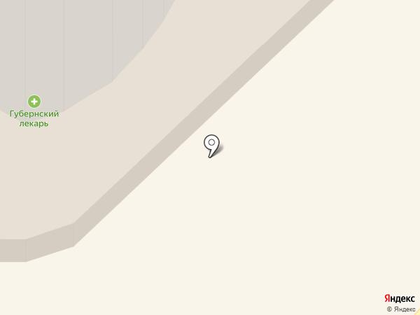 Шпачек на карте Белокурихи