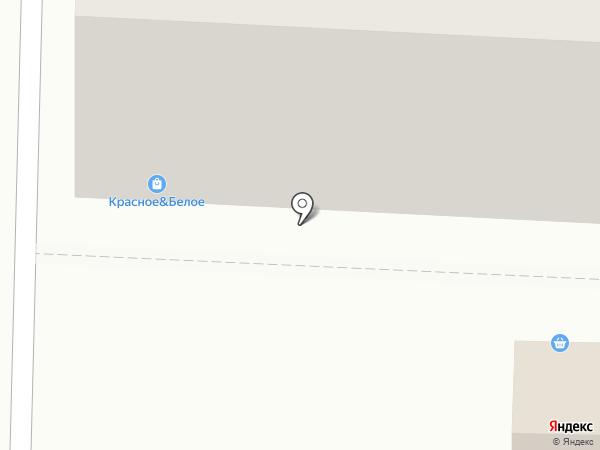 Хозтовары на Алтайской на карте Томска
