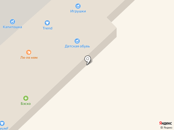 TREND на карте Белокурихи