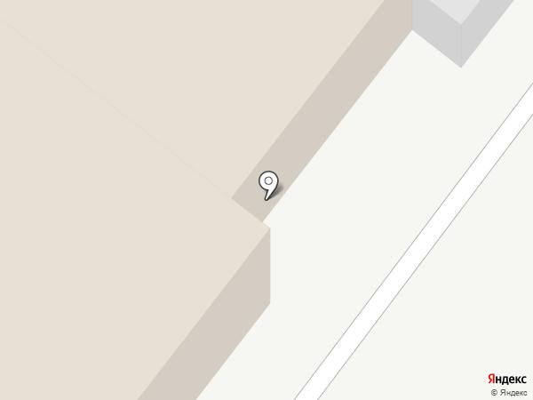 Автотехсервис на карте Томска