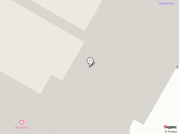 Лайм на карте Томска