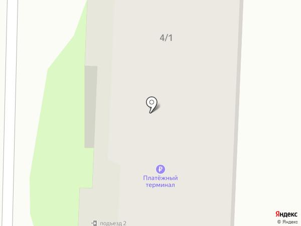 Аникс на карте Белокурихи