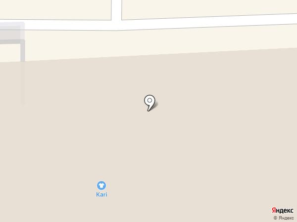 Планета на карте Томска