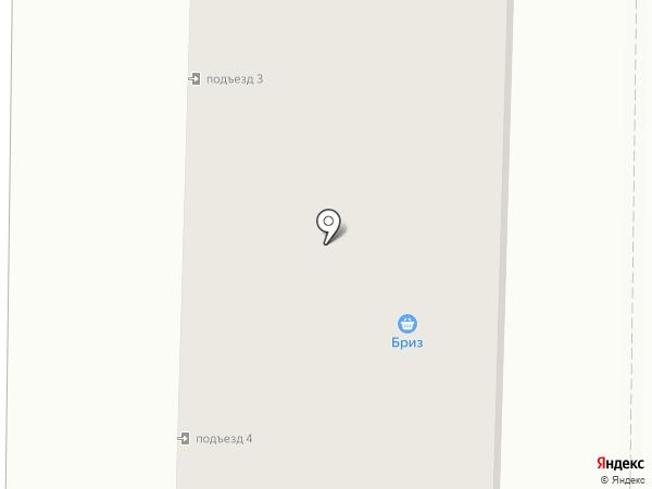 Бриз на карте Белокурихи