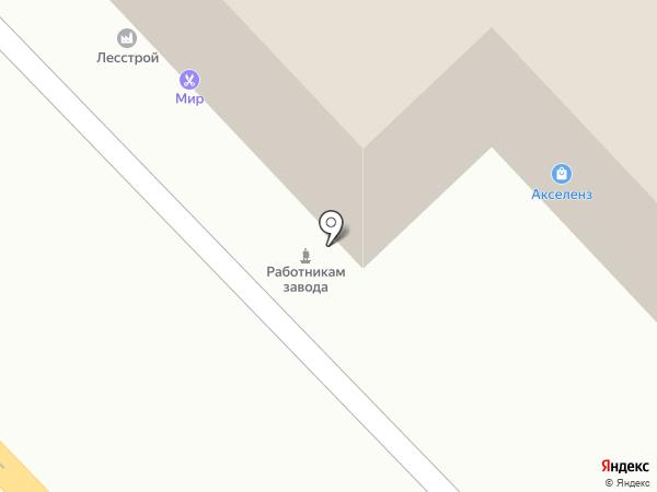 Бишкек сити на карте Томска