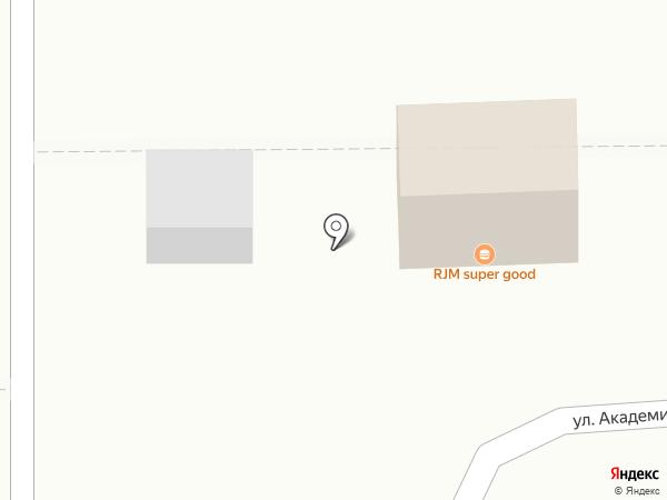 Мобил-техника на карте Белокурихи