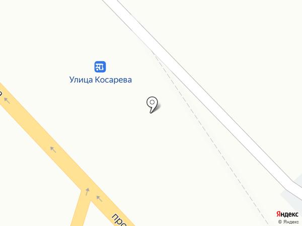 Магазин цветов на карте Томска