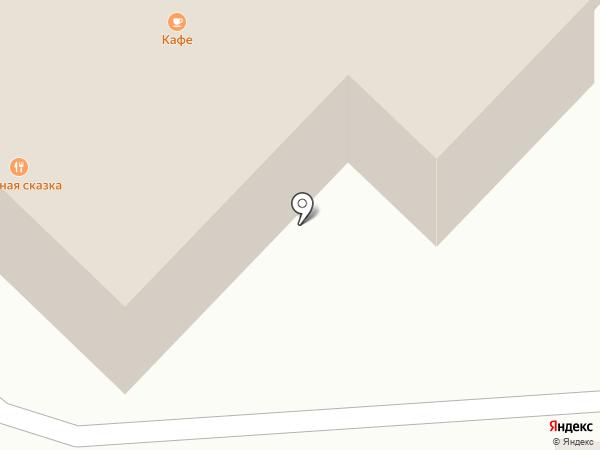 Лесная сказка на карте Белокурихи