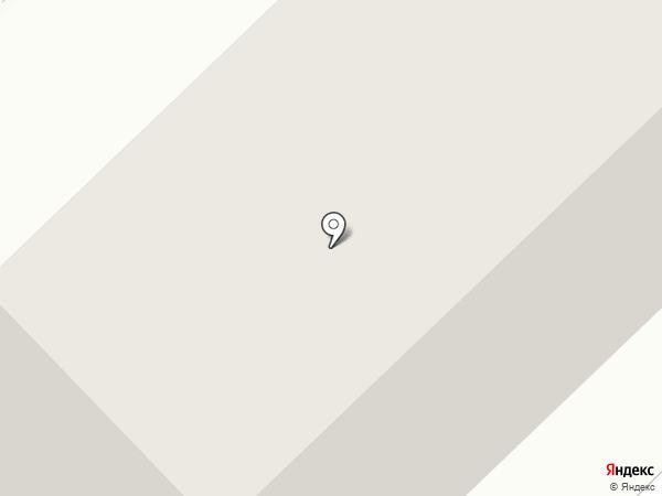 Пивной хуторок на карте Томска