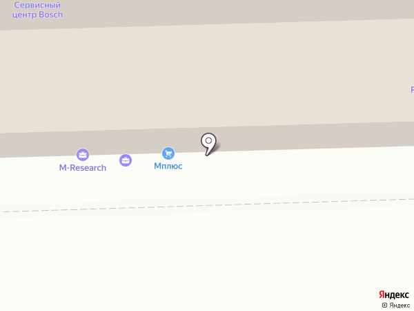 Алгоритм-С на карте Томска