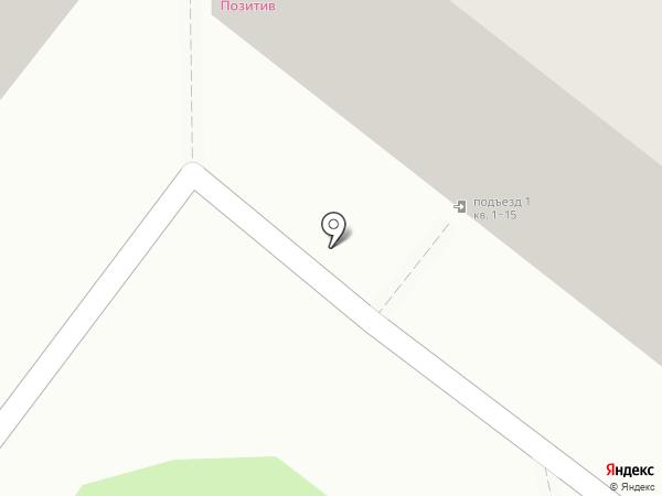 Позитив на карте Томска
