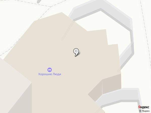 ХОРОШИЕ ЛЮДИ на карте Томска
