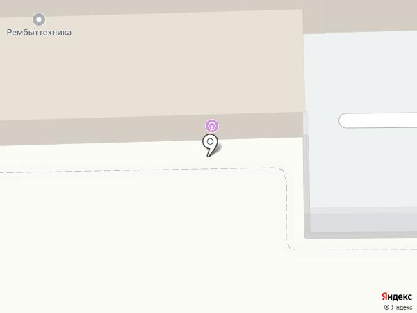 Gopro5.ru на карте Томска