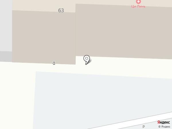 Шаг вперед. Томск на карте Томска