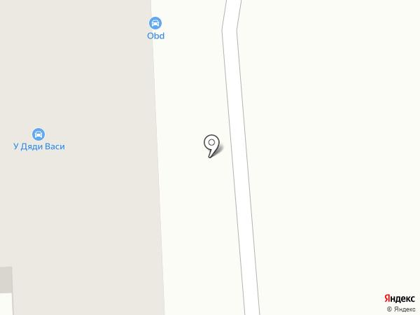 Студия автодетейлинга на карте Томска