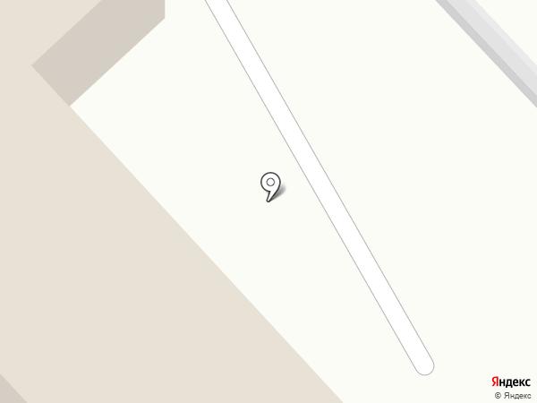 Автобарон на карте Томска