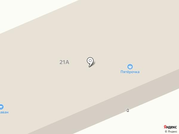Строй-Перспектива+ на карте Белокурихи