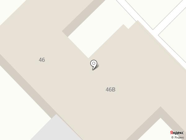 Автомир на карте Томска